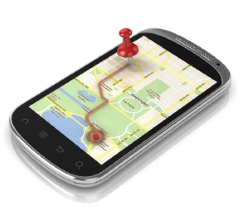 cell phone as tracking device