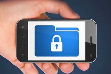 Safeguard the Information on phone