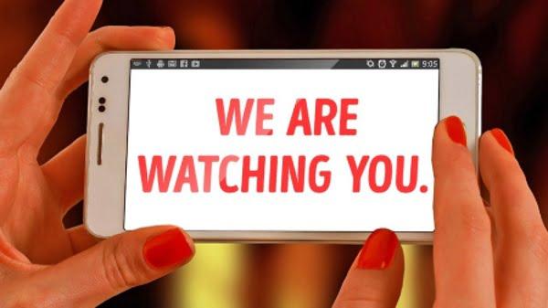 mobile phone monitoring