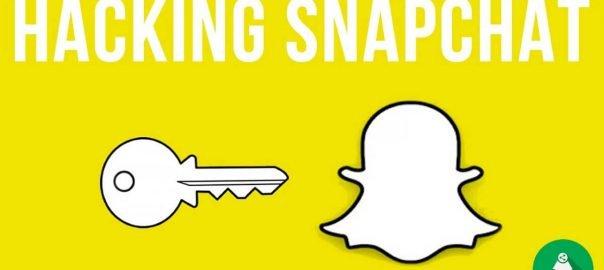 hacking snapchat